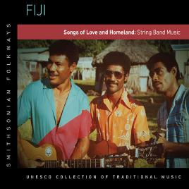 Cover of Fiji: Songs of love and homeland