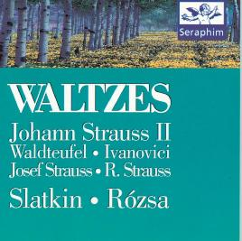 cover of Favorite waltzes