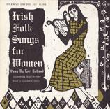 Irish Folk Songs for Women