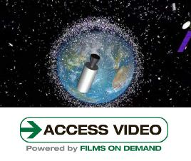 Access Video - Space junk