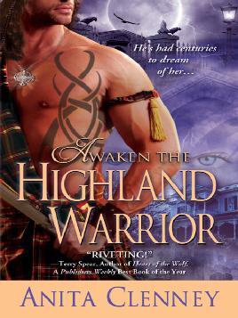 Cover of awaken the highland warrior