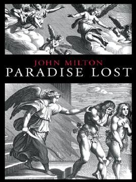 Cover of John Milton's Paradise lost