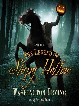 Cover of The legend of sleepy hollow