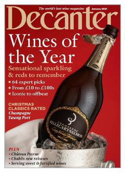 Cover of Decanter