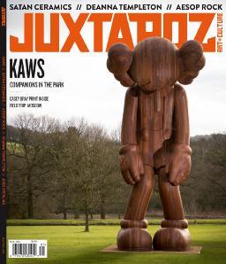 Cover of Juxtapoz
