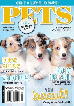 Cover of Pets