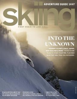 Cover of Skiing