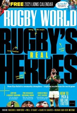 Cover of Rugby World