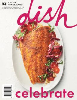 Cover of Dish