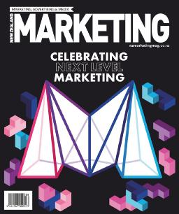 Cover of New Zealand marketing