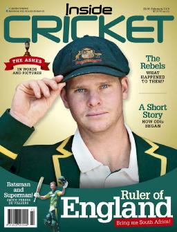 Cover of Inside Cricket