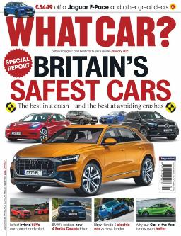 Cover of What car? magazine