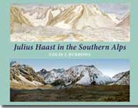 cover for Julius Haast in the Southern Alps