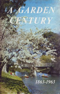 Cover of A garden century