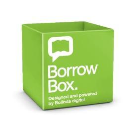 Borrow box logo