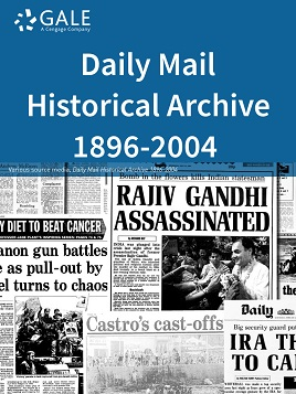 Image of Daily Mail Historical Archive 1896-2004