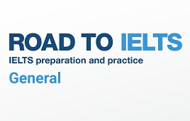 Road to IELTS General