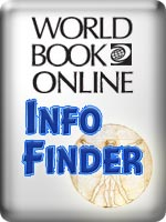 Cover of World book online info finder